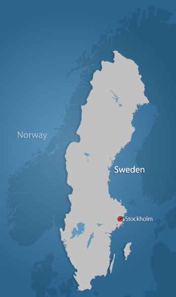Stockholm Panorama Sightseeing Day Tour Sweden - Sweden map tourist